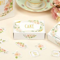 Geo Floral Cake Boxes (10)